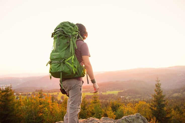 Nelson Mochilero - Brand Ambassador/influencer Osprey Europe  #backpacking