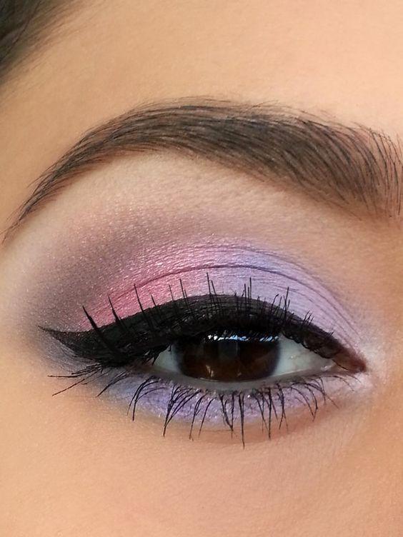 5 consejos sobre cómo saque sombra colorido - http://losmejorespeinados.com/5-consejos-sobre-como-saque-sombra-colorido/