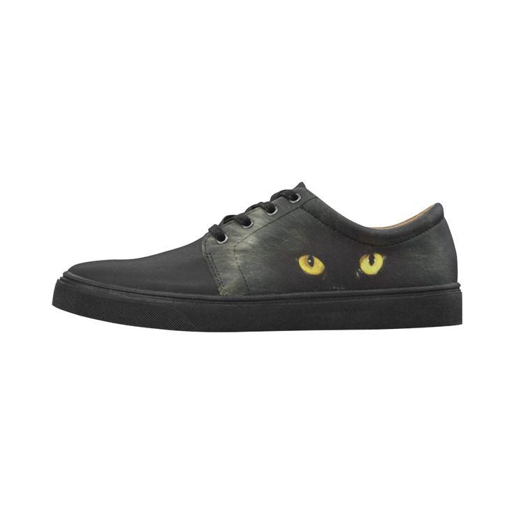Black Cat Cygnus Pointed Toe Women