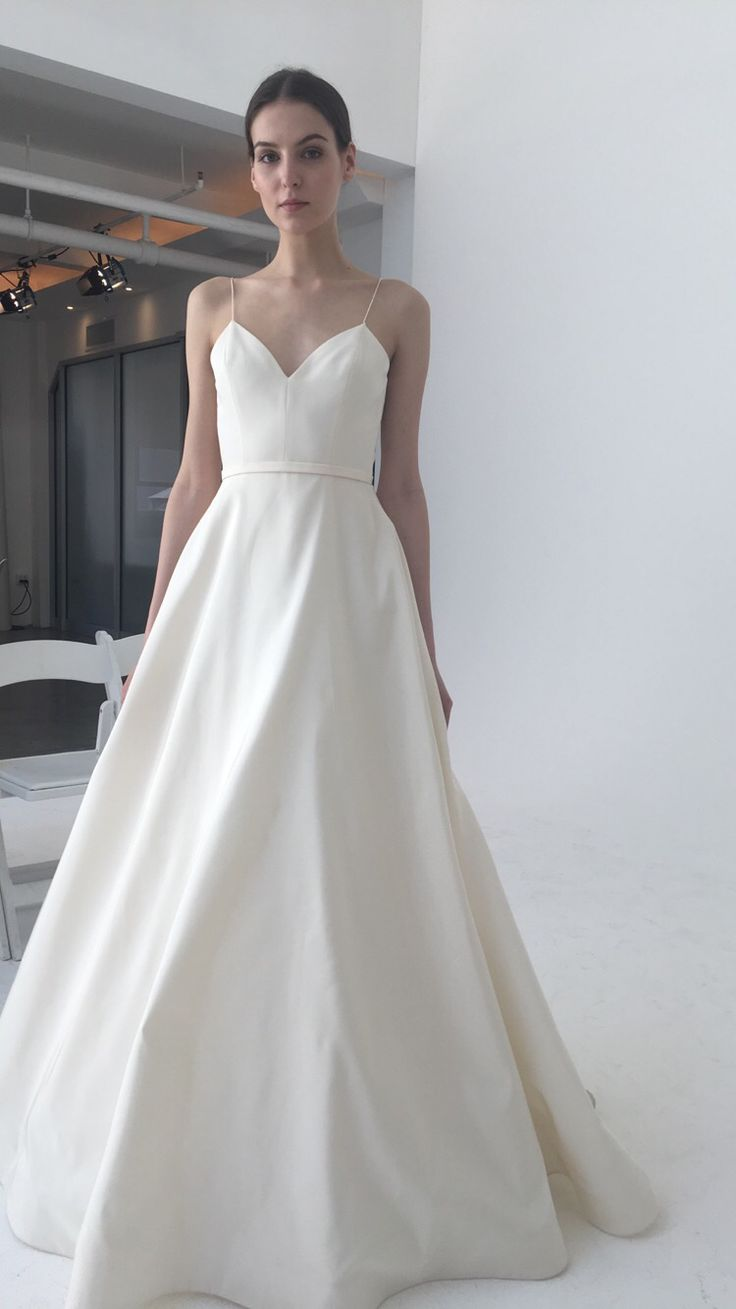 11 best Amsale images on Pinterest | Short wedding gowns, Wedding ...