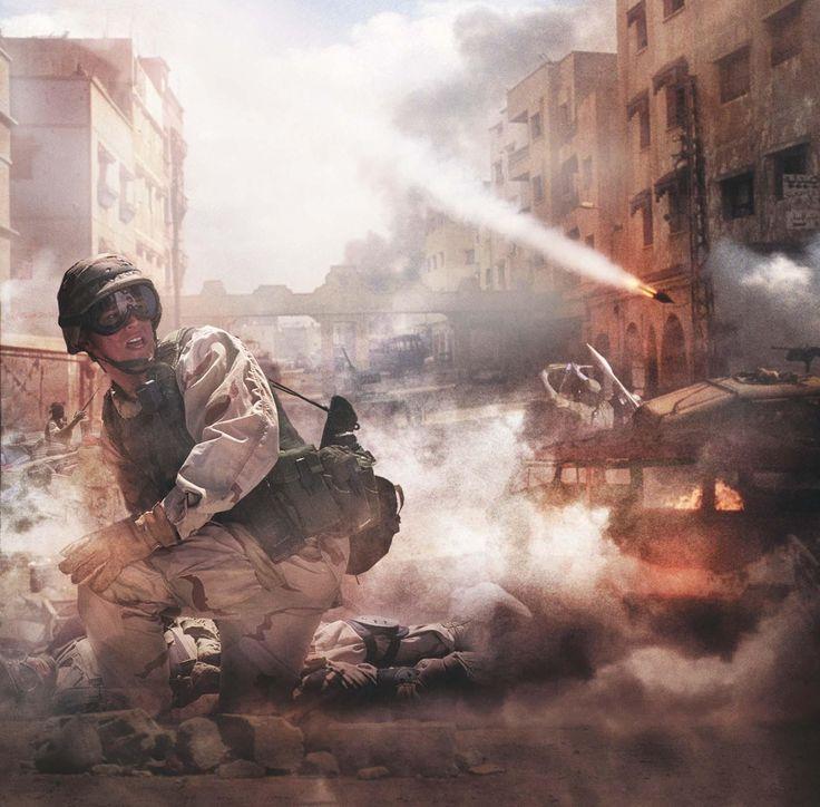 Black Hawk Down / La caída del halcón negro