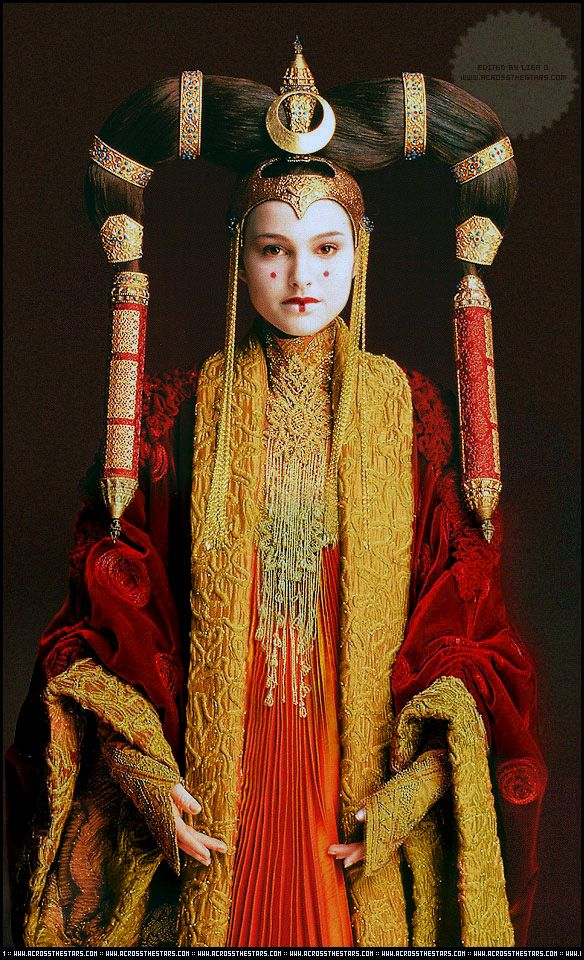 For that queen star war padme amidala really. was
