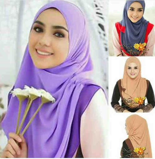 Jilbab Chery Albiya Yang Cantik Ada Disini