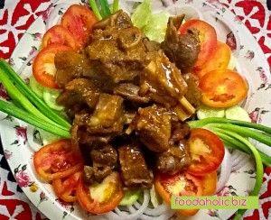 Chokhta, Pan Roasted Lamb, Kashmiri Cuisine Super easy!! Make it with lamb or chicken!
