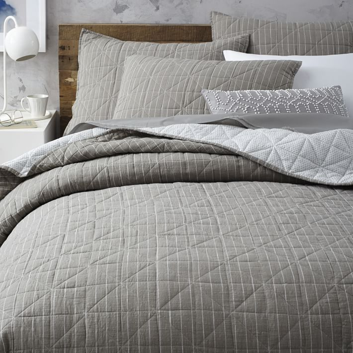 mix and match your west elm bedding to express your personal style with color texture