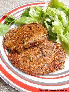 """""""Steaks"""" aux champignons (recette végétalienne) Plus"""
