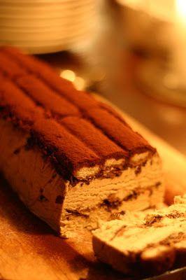 Proef en geniet...: Koffie chocolade ijstaart   18 nov 12