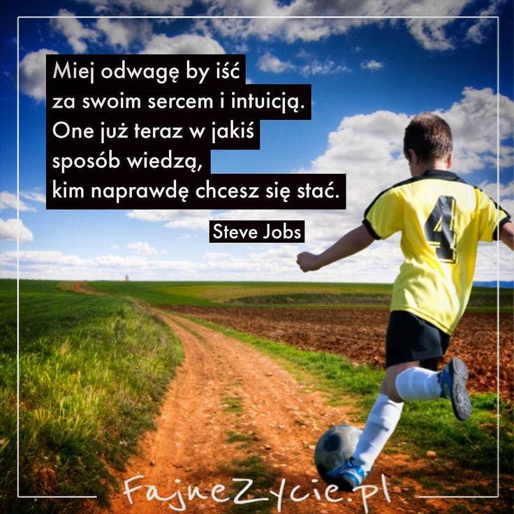 Miej odwagę marzyć. #marzenia #odwaga #steve #stevejobs #stevejobsquote #serce #intuicja #fajnezycie http://ift.tt/2dFwTSd
