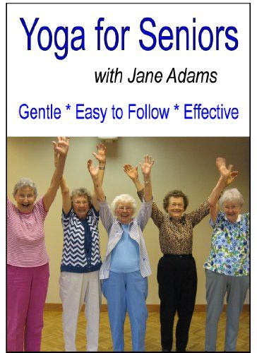 25 best ideas about yoga for seniors on pinterest chair for Chair yoga seniors