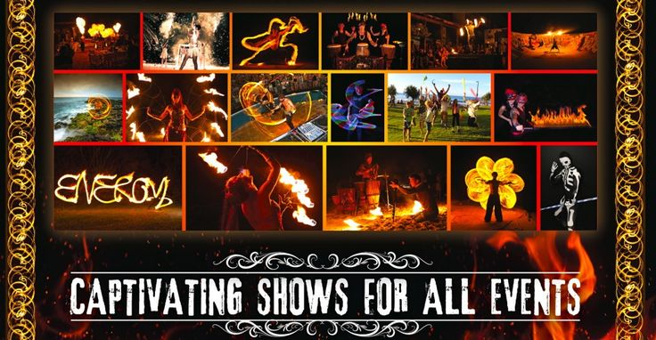 Why choose something we have all seen before? Pick an amazing show at http://energyentertainments.com.au/ for your next event