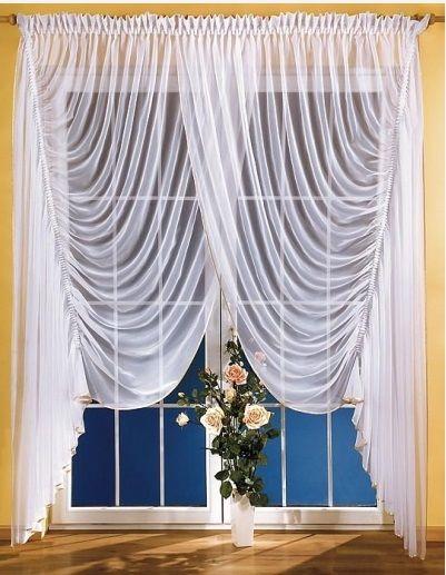 Firana salonowa Anna 400 x 250 cm