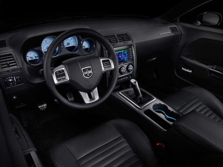 2012 dodge challenger sxt interior – Popular Cars #dodgeinterior #dodgechallenger #dodgeblackinterior