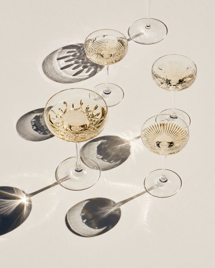 Telegraph Luxury - Champagne - food  photography, food styling, learn food photography