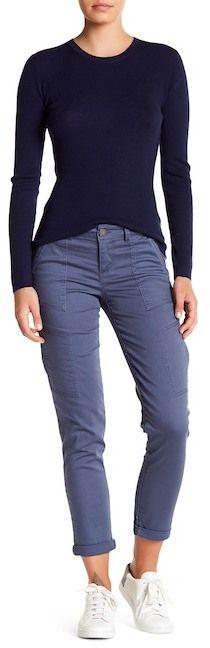 Wit & Wisdom Skinny Cargo Pants