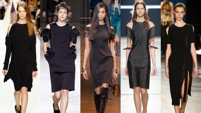 "The Charm of Luxury: ""LBD - Little Black Dress """