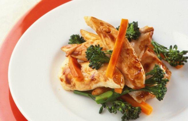 Cantonese Stir-fry Chicken Recipe - Chinese Dish