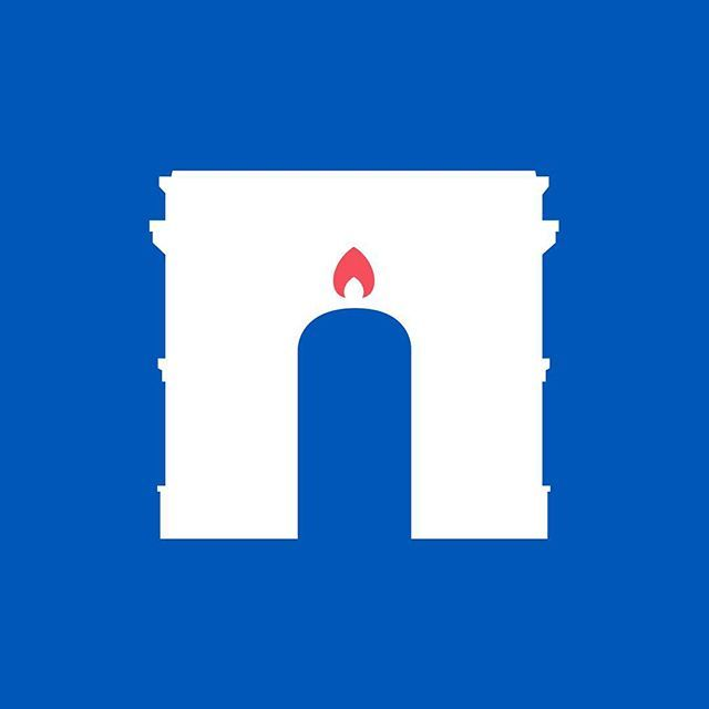 Our prayers are with the people of France tonight, but that is not enough. #Design