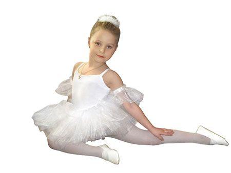 Костюм балерины для девочки на новый год