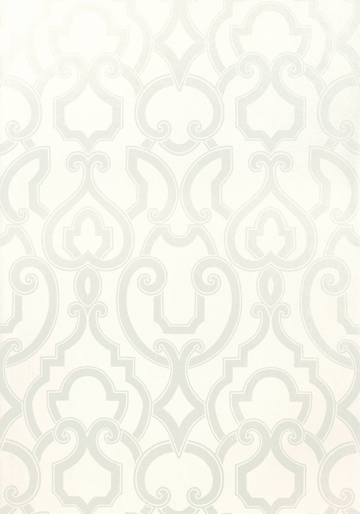 ROYAL, Pearl on White, T759, Collection Artisan from Thibaut