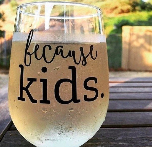 Wine Glasses - Yep :)