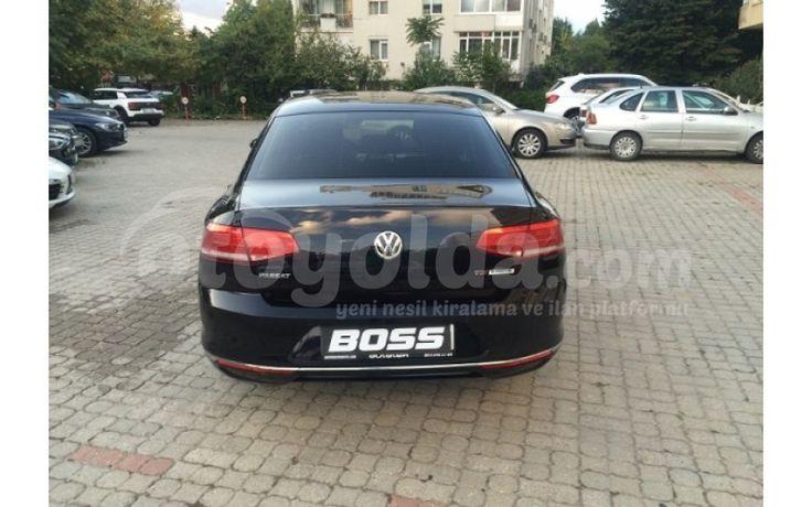 BOSS Luxury Rent A Car'dan kiralık Volkswagen Passat 1.6 TDI Bluemotion