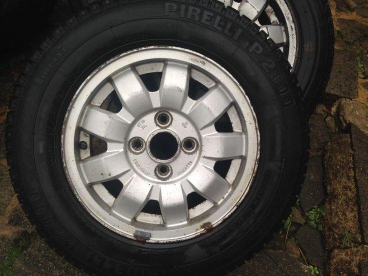 Golf GTI MK1 oeiginal Tarantula 9 spoke 13inch Alloy wheels | Scotland | Gumtree