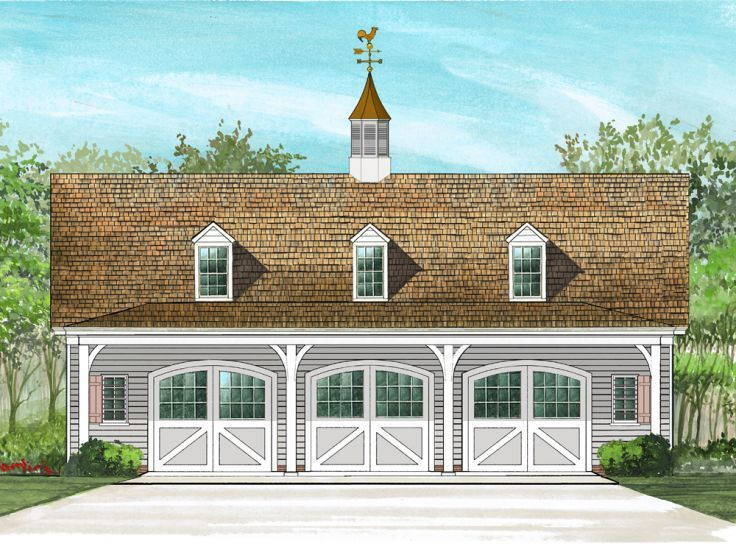 28 best CountryStyle Garage Plans images – Barn Style Garage Apartment Plans