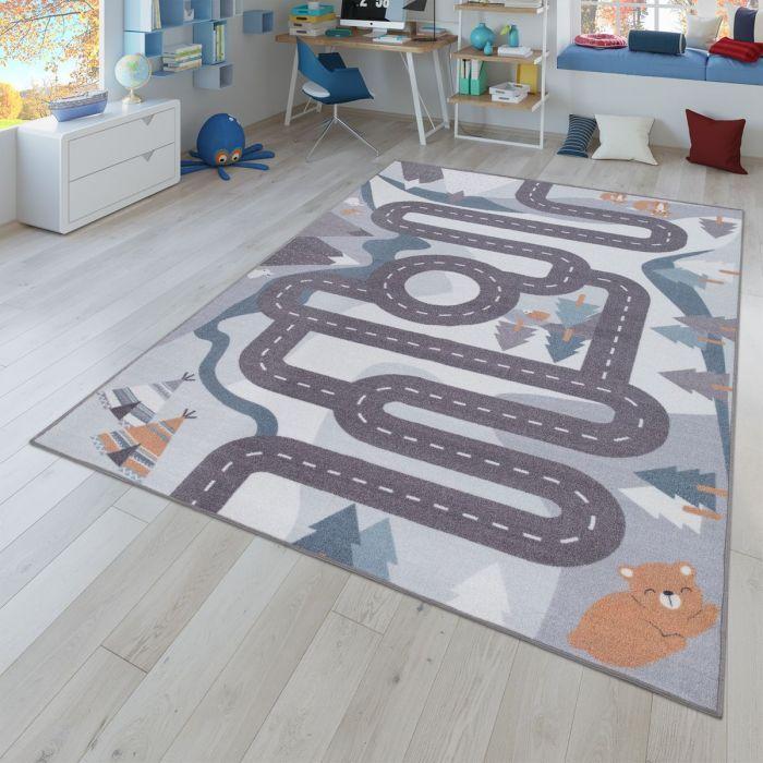 Dein Kinderzimmer Teppich Zum Gunstigen Preis Kauf Auf Rechnung Keine Versandkosten Schnelle Liefer In 2020 Teppich Kinderzimmer Blaue Kinderzimmer Kinder Zimmer