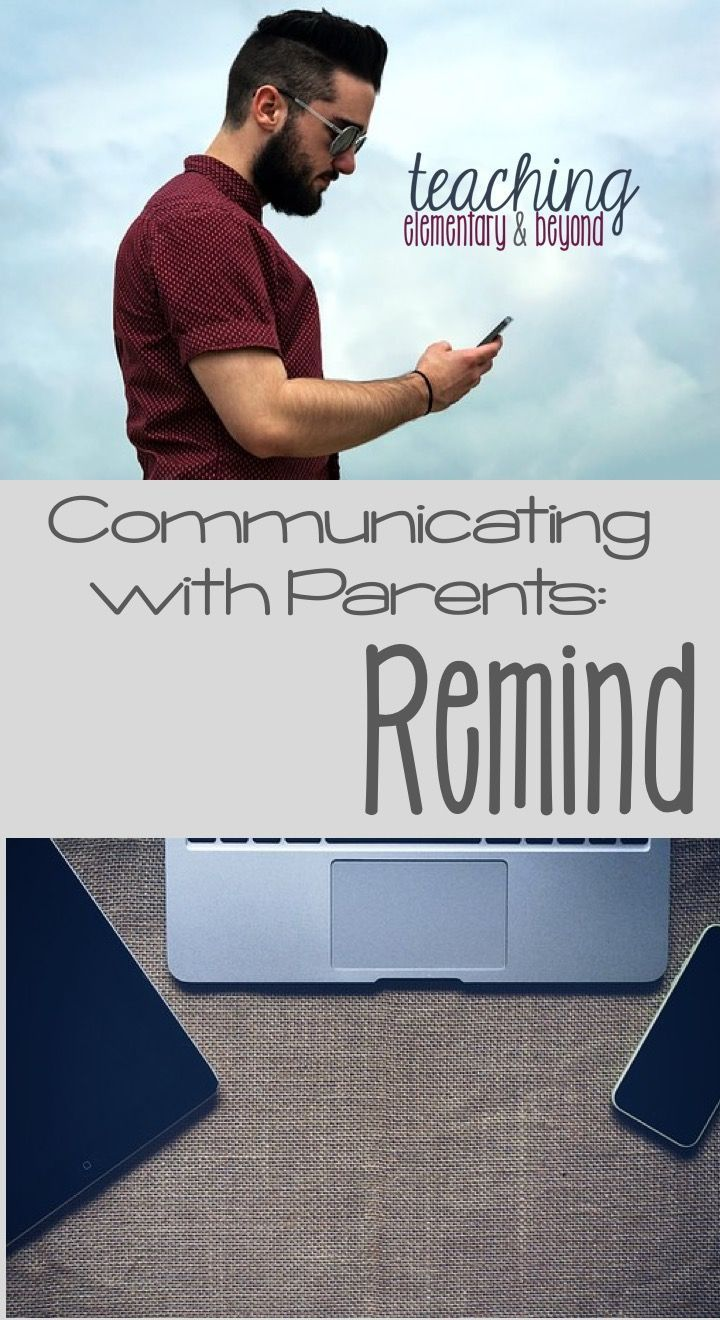 Communicating with our kindergarten parents. An easy app for teachers to set up any time of the year but I try to do it before we go back to school. Check out why my parents love this form of communication!