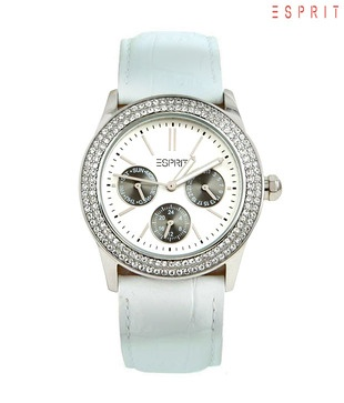 Exceptional Esprit Peony White Studded Watch  http://www.snapdeal.com/product/lifestyle-watches/EspritPeon-71783?pos=14;16