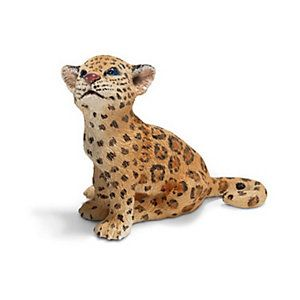 Schleich Детеныш ягуара. Серия