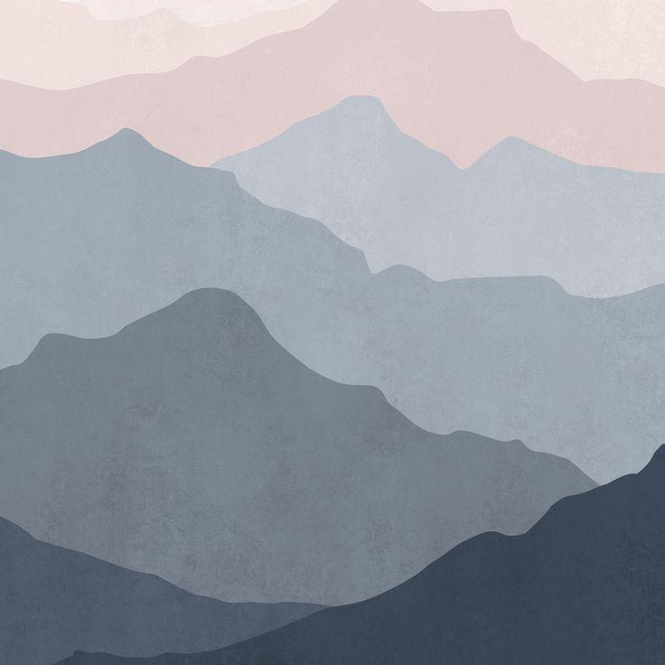 painted mountain wallpaper ispazio - photo #3