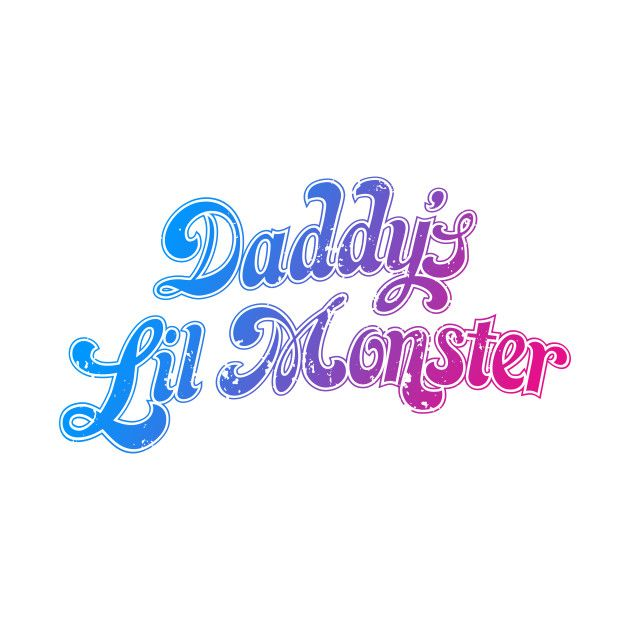 Daddy's Lil Monster by stefaan