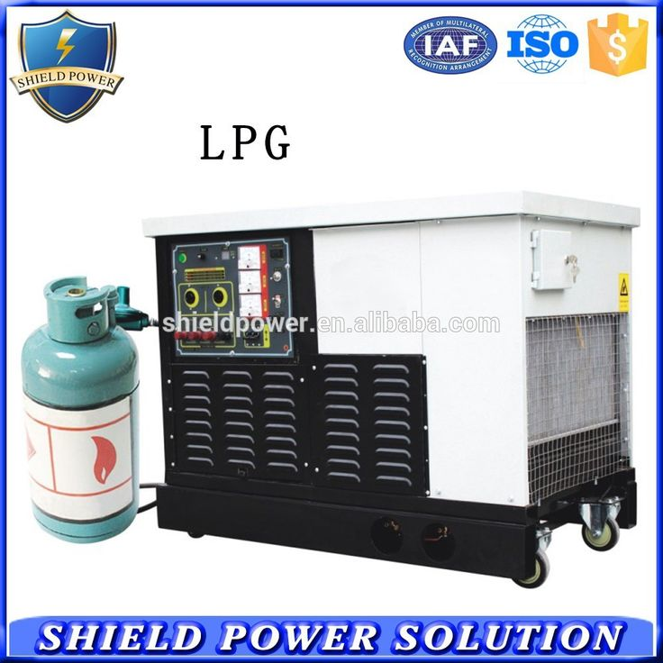 """Factory Discount Output 15kva LPG Generator , Natural Generator, Biogas Generator"""