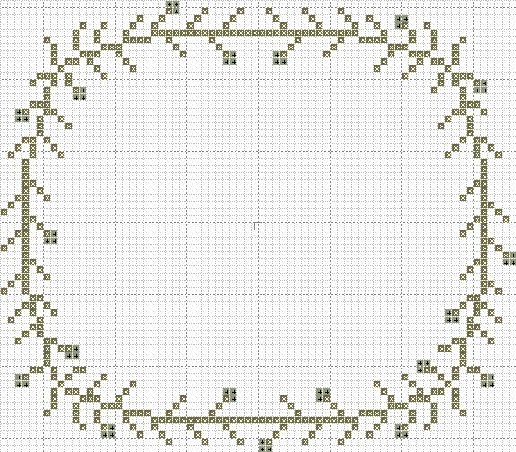Appleseed Prim: Free Patterns