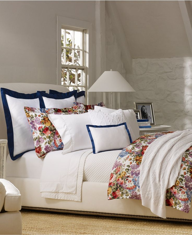 Ralph Lauren Allison Collection Bedding Collections