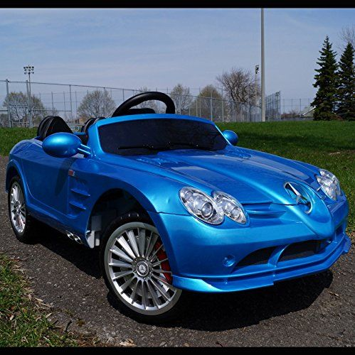 2015 new model licensed mercedes benz slr 722s 12v power for Mercedes benz power wheels car