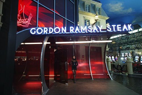 Gordon Ramsay Steak Now Open At Paris Hotel, Las Vegas...I will definitely be getting there sometime in the near future!!!