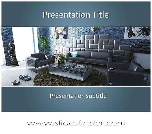 23 bsta bilderna om free abstract art powerpoint templates p create effective interior ppt presentation with our free interior powerpoint toneelgroepblik Choice Image