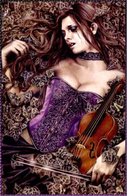 UltravioletArt: Victoria Frances
