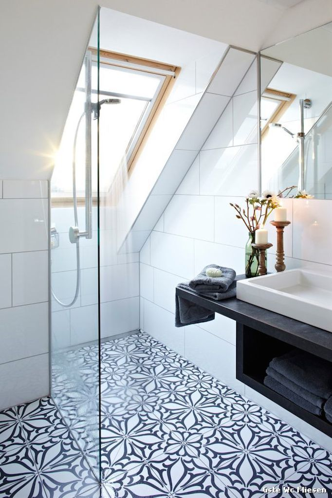 Best 25 Attic Bathroom Ideas On Pinterest