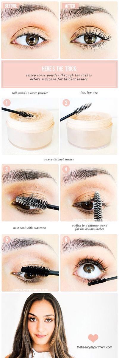 Ticker Lashes