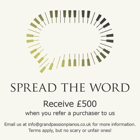 Don't forget about our market-leading referral scheme!