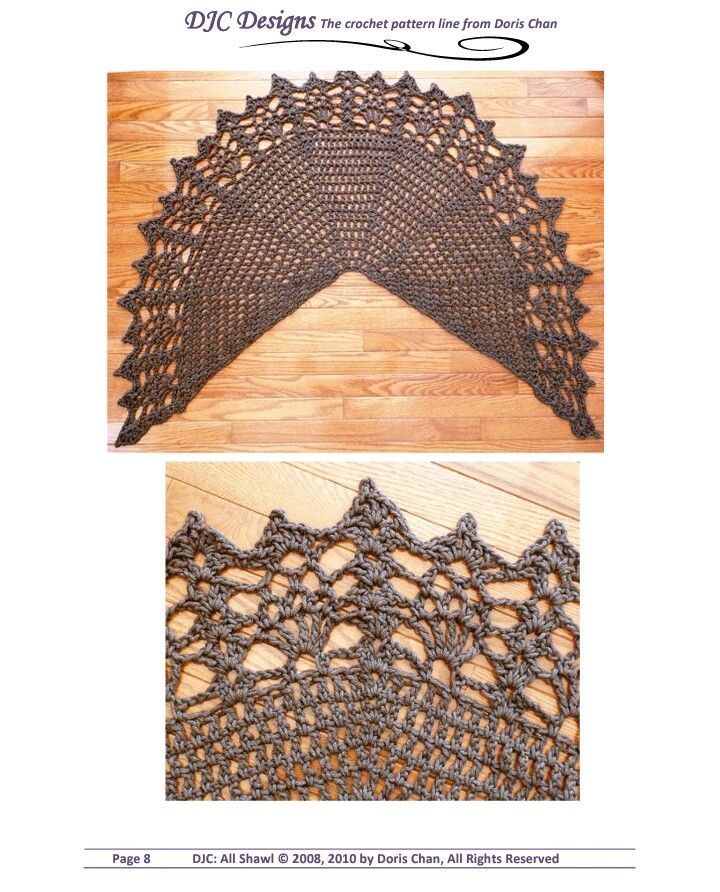 22 best huisvlijt images on Pinterest | Crochet shawl, Shawls and ...
