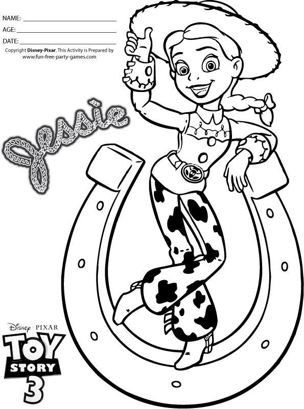 Mejores 31 imágenes de Toy Story en Pinterest   Dibujos de, Colorear ...