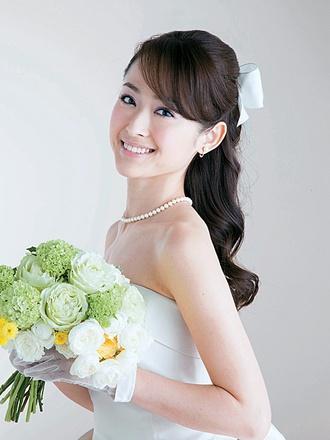 bridal hair front 2