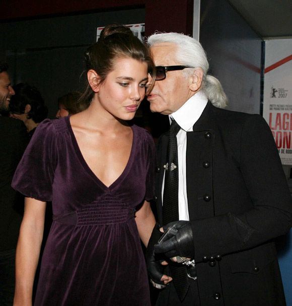 Chanel chief designer Karl Lagerfeld, who is a family friend, recognised her charisma early on. He compared her to a youthful Brigitte Bardot. Photo: © Getty Images