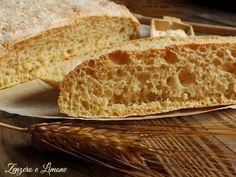 pane senza impasto - fetta 2