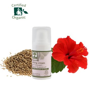 Natural Lifting Cream - 15 ml                                An instant lifting cream which reduces fine lines and improves face and neck skin appearance.