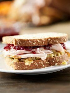 This page contains leftover turkey sandwich recipes. Turkey sandwiches made from leftover Thanksgiving turkey are a tradition for many families. Everyone has their favorite way of making these tasty sandwiches. Share your favorite recipes here.